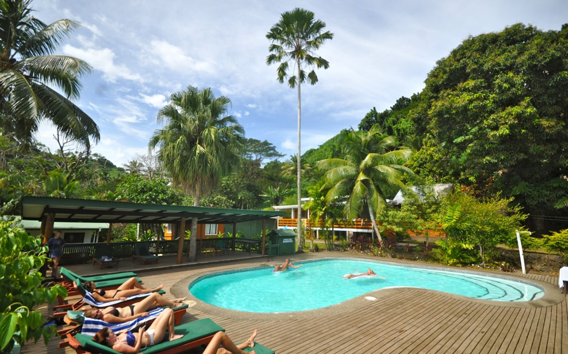 Daku Resort Header